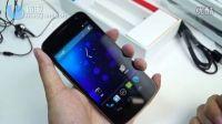 三星 Galaxy Nexus开箱视频