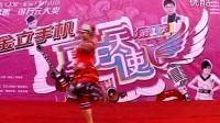 """""""金立手机·夏日天使""""牡丹江海选 红色衣服的民族舞女孩"""