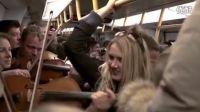 「哥本哈根地铁」古典音乐快闪