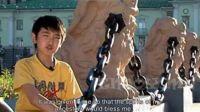 蒙古国小孩