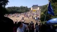 国庆游南京中山陵纪念视频