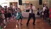 【时光可爱儿童206】最棒的父女舞蹈组合