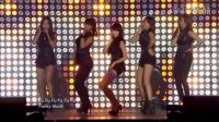 4MINUTE《Hot Issue》Live.2012年2月18日.音乐银行在巴黎