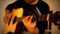 指弹吉他:Black Baccara Rose