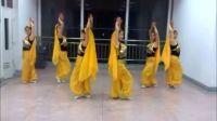 兰州商学院大学生艺术团舞蹈队--印度舞《love me,baby》