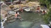 新西兰罗托鲁瓦波利尼西亚国际温泉浴场
