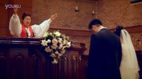 JingJing%YanSong 教堂wedding film 利权影视5D2拍摄