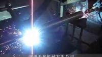 托辊双枪自动焊接工艺流程-湖州天和机械