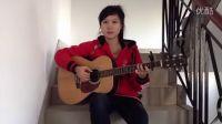 [拍客]虽比不上楼道王菲 但清新依旧 吉他弹唱 The Christmas Song