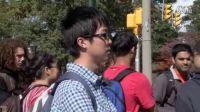《走进美国》留美中国学生校园生活的一天