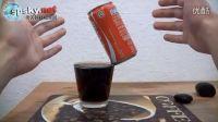 你也试试,用可乐罐实现神奇的平衡