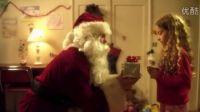 墙上的圣诞老人