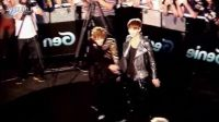 【co-sehun】120602 genie with sehunchanyeol