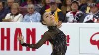 2009年花样滑冰世锦赛金妍儿SP-骷髅之舞(英文解说)