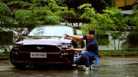 试驾新款Mustang 2.3T Ecoboost,圆一个野马梦