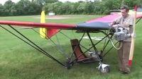 一架安全简结的超轻型飞机