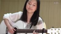 韩国小姑娘指弹 - Angelina - Lee Yehyun