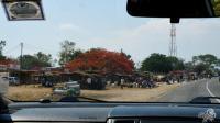 从南部布兰太尔一路开车回首都利隆圭