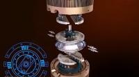 02中国人设计的发动机-尚世群 潜式·环缸转子发动机