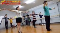 深圳舞蹈网培训基地 罗湖校区 拉丁舞基础训练