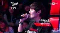 【X】[超清中字]130222 The voice korea2 韩国之声S2 E01 韩国好声音【