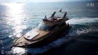 航拍豪华游艇CREATOR 68 专业游艇航拍 轮船航拍