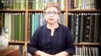 齐藤谣子拼布视频教程-花饰壁饰