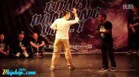 Crazy Dancing Poppin 决赛 Hoan vs Franqey