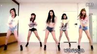 【丸子控】[WAVEYA]4minute - 你叫什么名字 舞蹈教学2