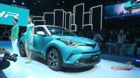 广汽丰田TNGA家族首款SUV, C-HR正式上市