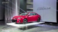 2014全新换代丰田卡罗拉Toyota Corolla First Look