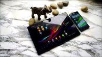 【科技美学】索尼Xperia tablet Z 深度测评 对比ipadmini、N8000