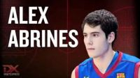 Alex Abrines 2013 NBA Draft Scouting Report Video