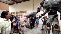 「Mark」 2013 圣地亚哥动漫展 SDCC 现场直击:改造机器人