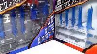 TC-弓也的玩具视频 变形金刚第三方垃圾星铁匠铺JB00JB06武器套装 上