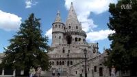 布达佩斯 渔人堡 马加什教堂 音乐风光片