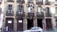巴塞罗那风景 卡尔韦特之家  高迪 建筑-CASA CALVET 住宅