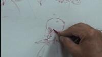 人體素描示範-02.勃頸解剖素描(Neck)
