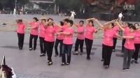 广场舞―广场双人舞《十四步∶马儿啊你慢些走》