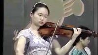 亨德尔小提琴第四奏鸣曲示范(一,二乐章)