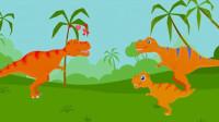 挖掘侏罗纪 恐龙世界大冒险 霸王龙的再现 恐龙宝贝回家 陌上千雨解说