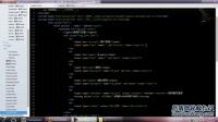 18后盾网php视频教程.HDinfo 分类信息系统使用视频教程--注册页表单的调用