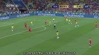 塞尔维亚VS巴西 内曼贾·马蒂奇精彩射门