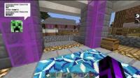 5live - Minecraft Tuesday 秋风市长在呜帕村的新建案有着无边际游泳池