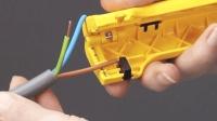 发明万能剥线神器, 一个小工具让工人师傅爱不释手