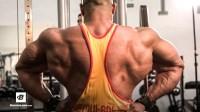 背部训练|IFBB职业选手Manuel Romero与Dusty Hanshaw