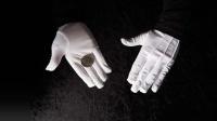 魔术教学: 硬币消失, 在后面一看就懂, 不学真不会!