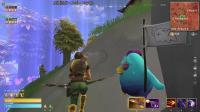 魔幻吃鸡Realm Royale 这个游戏拿第一可以养只小小鸡