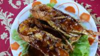 【越南街头美食】2 酸枣酱煎龙虾