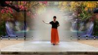 阳光美梅原创广场舞【红尘雨】柔情32步-编舞: 美梅2018最新广场舞视频